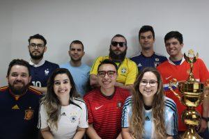 Copa dos Agasalhos, equipe