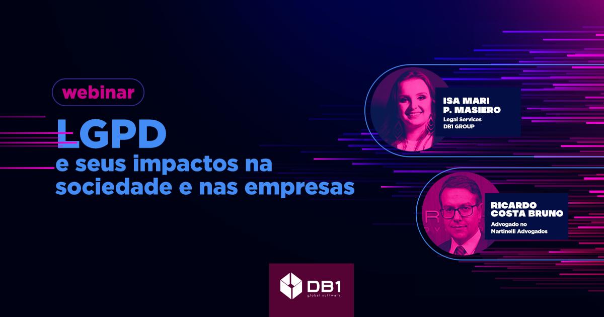 Thumbnail Do Webinar De LGPD Nas Empresas